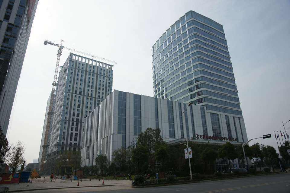 芜湖万达嘉华酒店有线电视接收工程